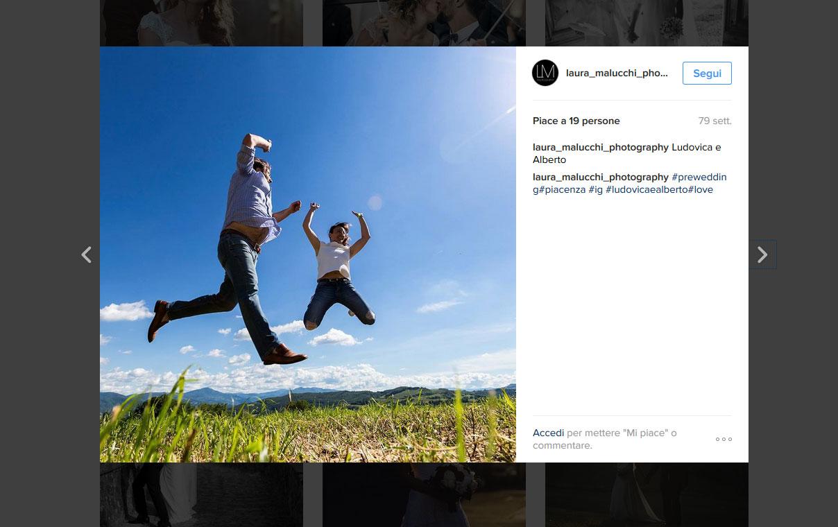 Fotografo matrimonio Prato: Utilizzare Instagram per il proprio lavoro di fotografo matrimonio e per la fotografia da matrimonio
