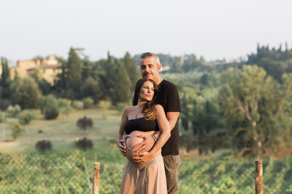 Fotografo gravidanza Firenze e donne in gravidanza - Laura Malucchi