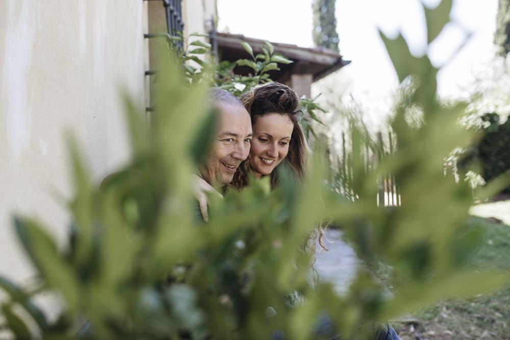 Fotografo di coppia Toscana Samanth e Jim
