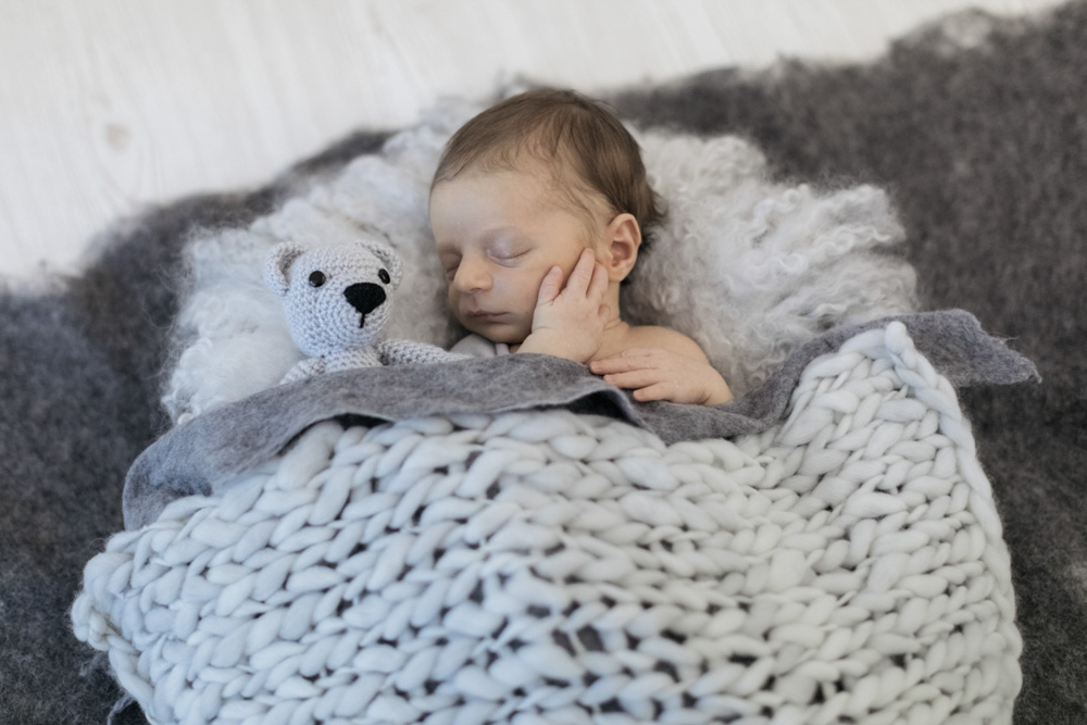 Servizio fotografico newborn Quarrata e servizio fotografico neonati Quarrata