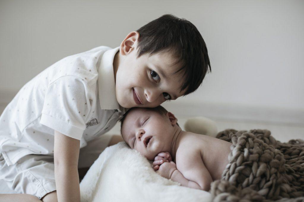 Servizio fotografico newborn Prato e servizio fotografico neonati Prato