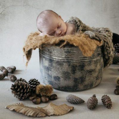 L'importanza di realizzare un servizio fotografico newborn nei primi 15 giorni di vita del neonato