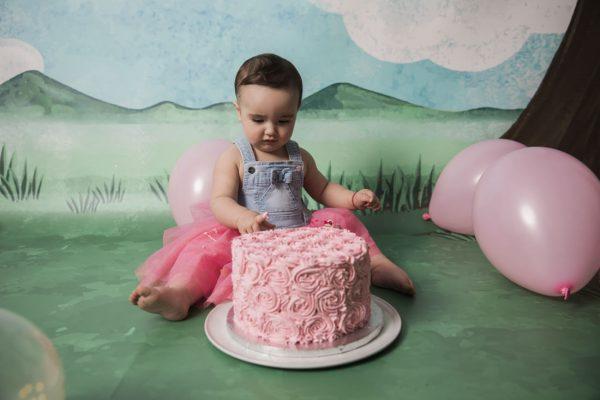 Servizio Fotografico Smash Cake Pistoia - laura Malucchi Photography