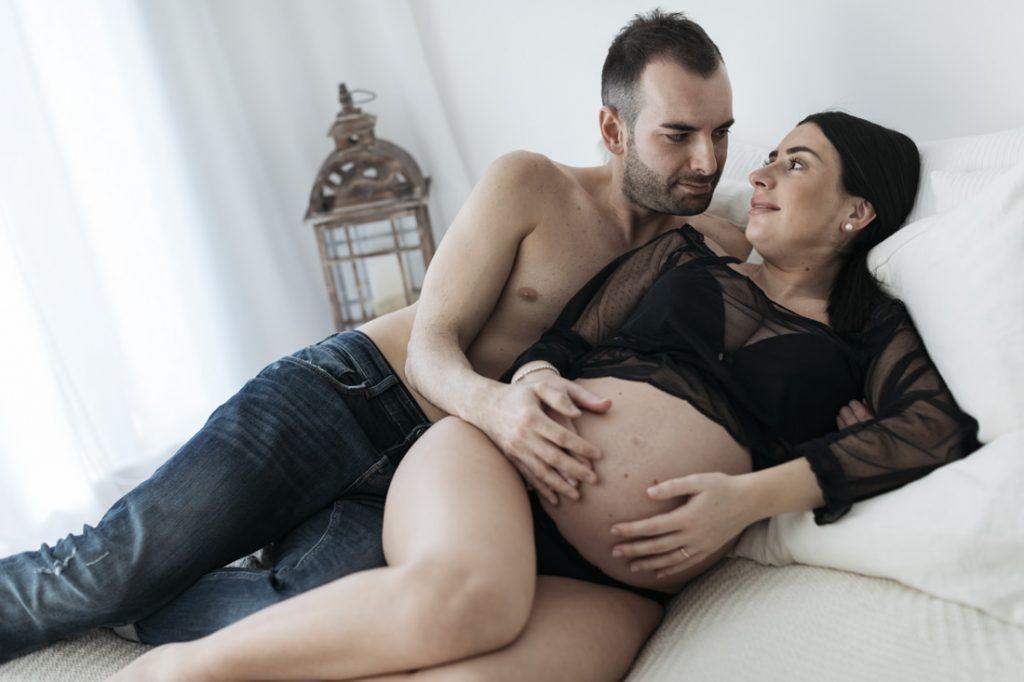 Servizio Fotografico Maternità Pistoia - Margherita