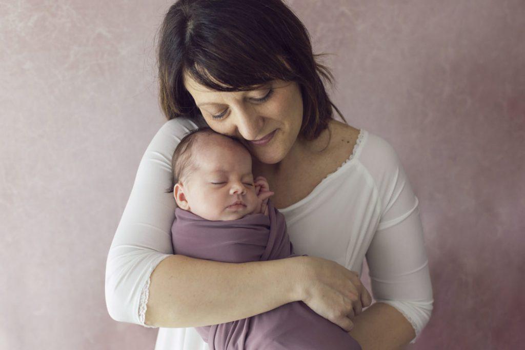 Servizio Fotografico Neonati Monsummano Terme - Layla e Bianca