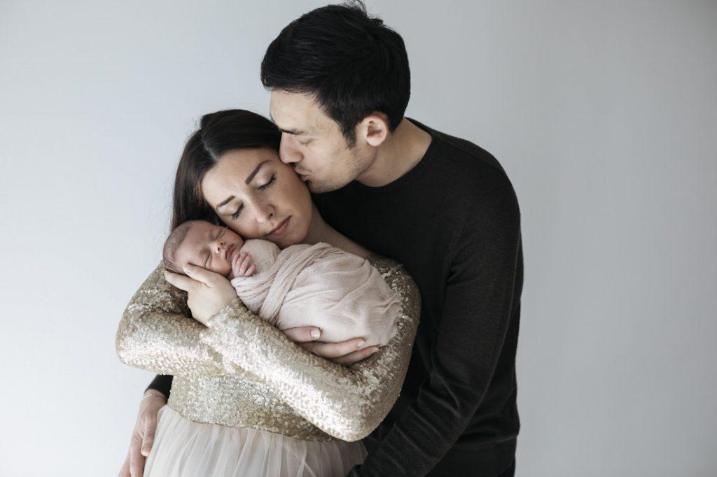 Fotografo Newborn Montecatini - Gioia